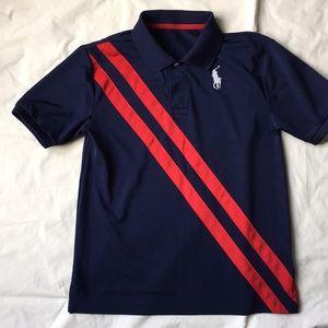 Polo by Ralph Lauren Shirts & Tops - Ralph Lauren T-Shirt Active Polo Big pony M(10-12)